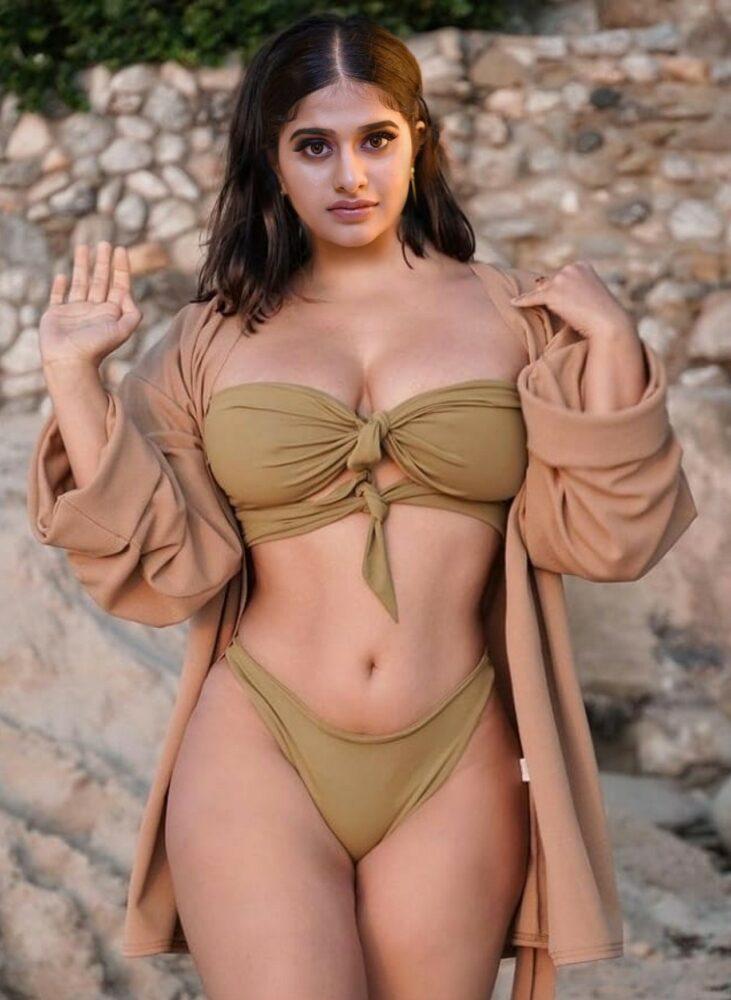 Actress Nayanthara Chakravarthy Stripped XXX Nude photos HD